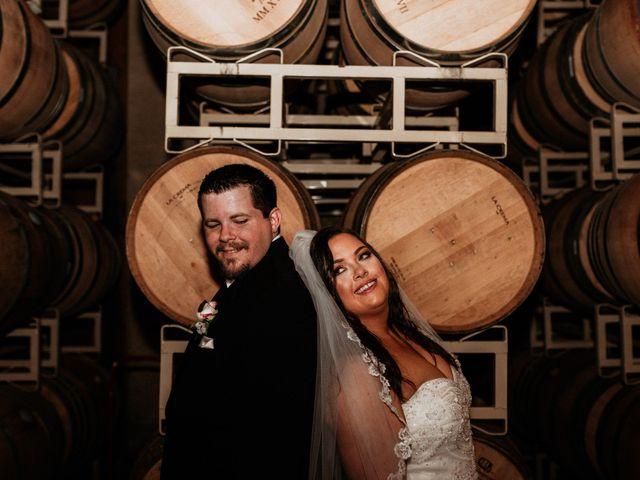 Brandon and Nicky's Wedding in Murphys, California 30