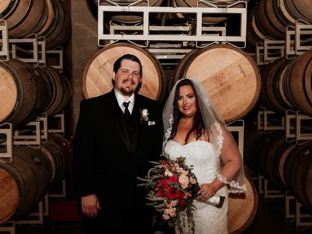 Brandon and Nicky's Wedding in Murphys, California 32