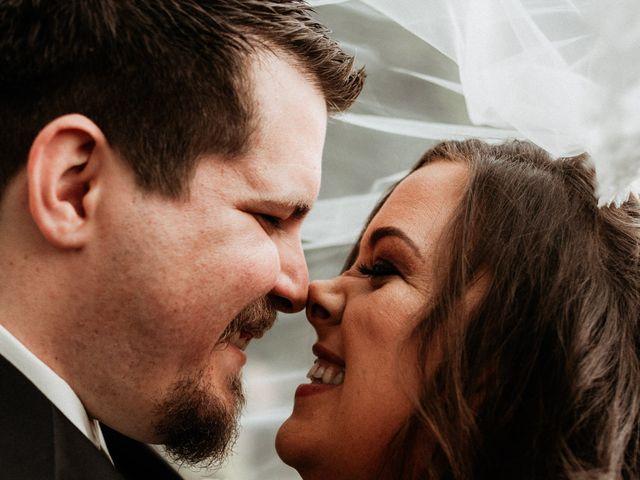 Brandon and Nicky's Wedding in Murphys, California 9