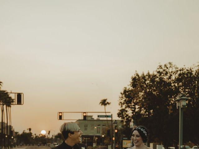 Chad and Baylie's Wedding in Chandler, Arizona 35