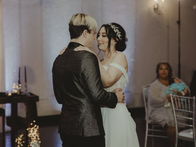 Chad and Baylie's Wedding in Chandler, Arizona 42