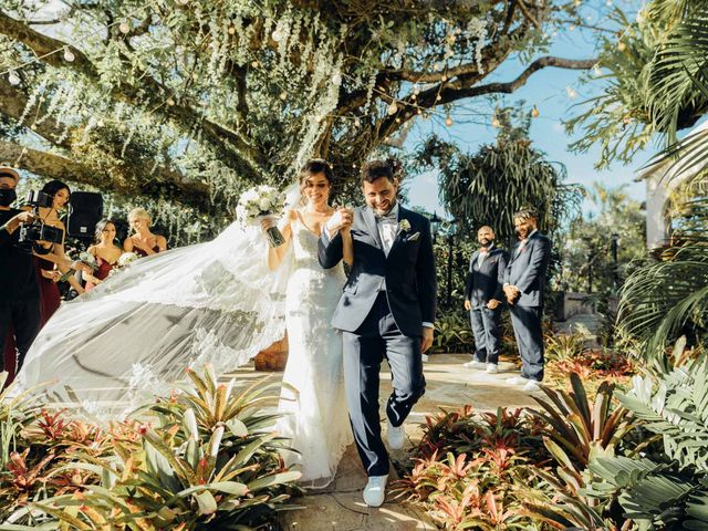 The wedding of Lizi and Jose