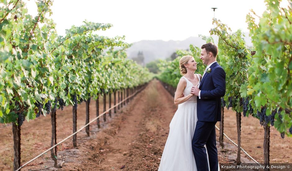 Ben and Paige's Wedding in Sonoma, California