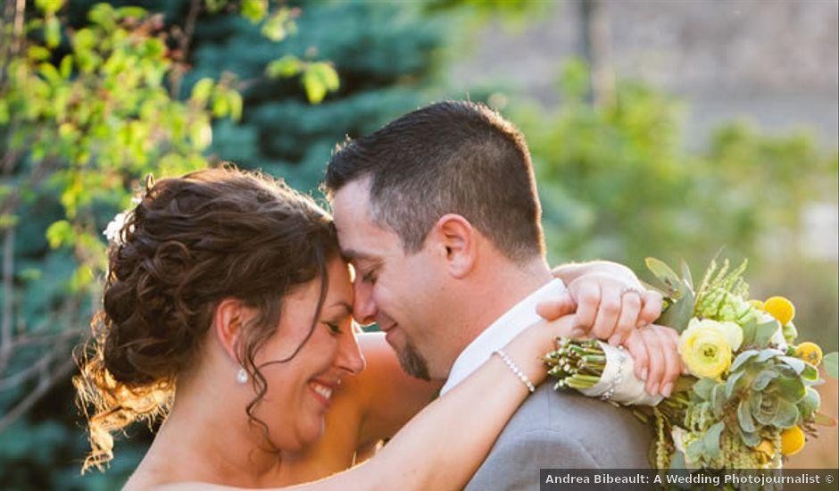 Beth and David's Wedding in Omaha, Nebraska