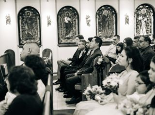 The wedding of Cynthia and Albert 3
