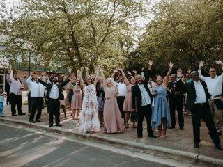 The wedding of Kaley and Azariah 1