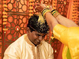 The wedding of Kiran and Arshita 2