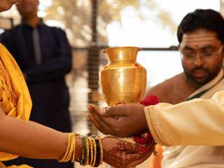 The wedding of Kiran and Arshita 3