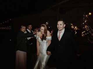 The wedding of Heather and Devyn 1