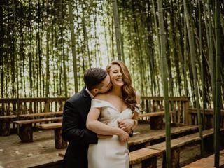 The wedding of Heather and Devyn