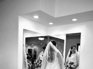 The wedding of Kayla and Dustin  3
