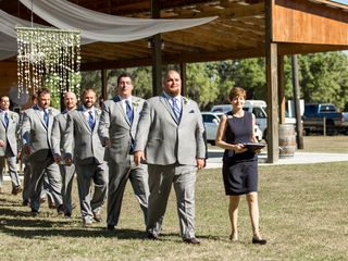 Karrie and Nathan's Wedding in Parrish, Florida 8