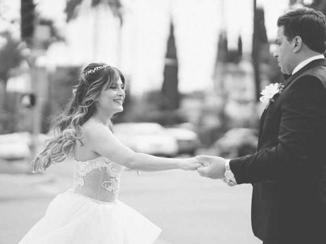 Farhad and Beverly's Wedding in Los Angeles, California 10