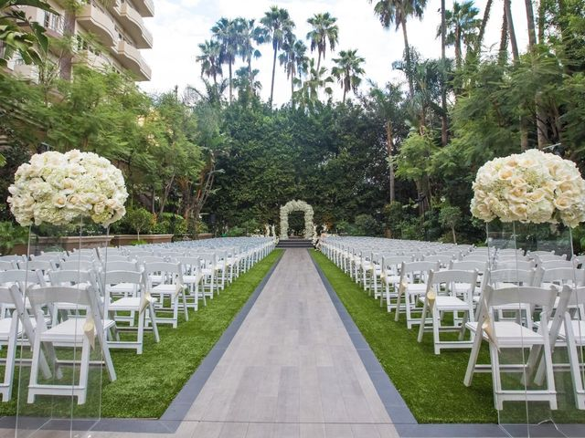 Farhad and Beverly's Wedding in Los Angeles, California 8