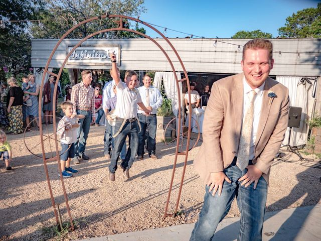 Chase and Talli's Wedding in Lampasas, Texas 3