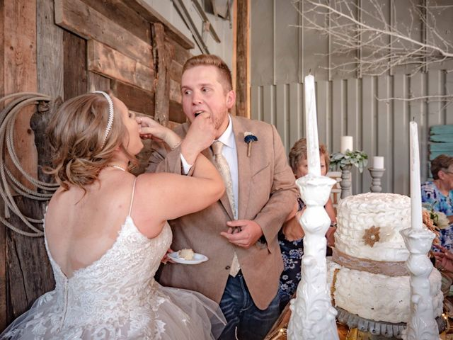 Chase and Talli's Wedding in Lampasas, Texas 6