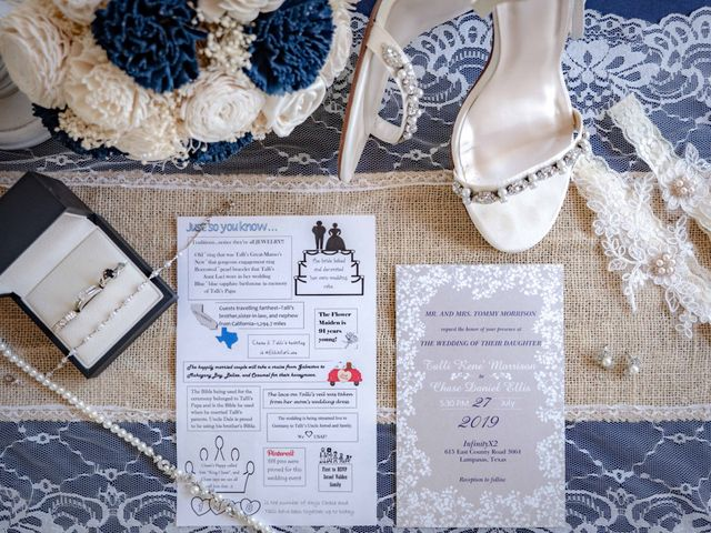 Chase and Talli's Wedding in Lampasas, Texas 8