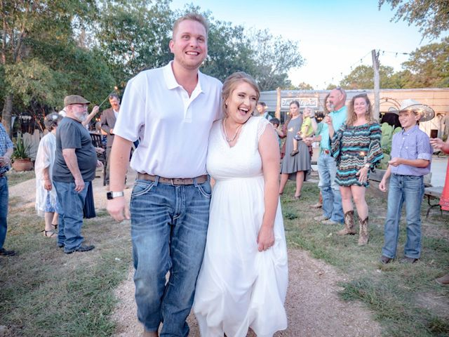 Chase and Talli's Wedding in Lampasas, Texas 9