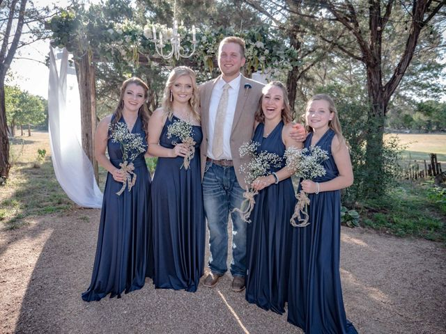 Chase and Talli's Wedding in Lampasas, Texas 10