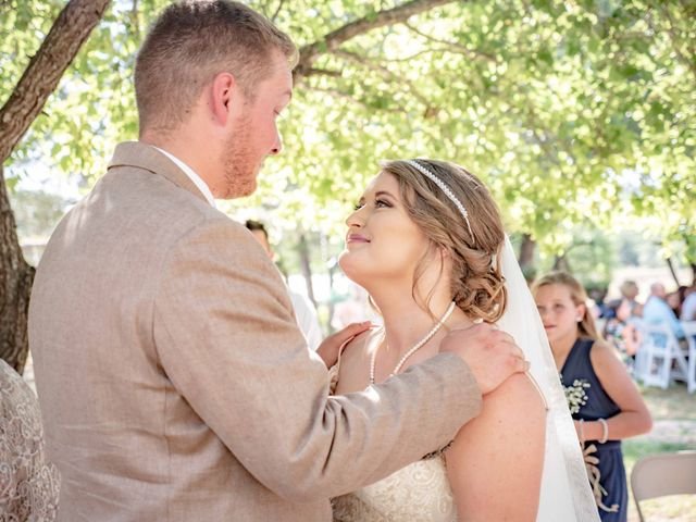 Chase and Talli's Wedding in Lampasas, Texas 11