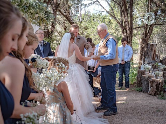 Chase and Talli's Wedding in Lampasas, Texas 12