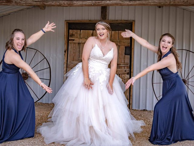Chase and Talli's Wedding in Lampasas, Texas 1