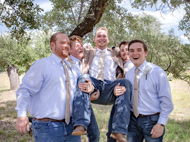 Chase and Talli's Wedding in Lampasas, Texas 14