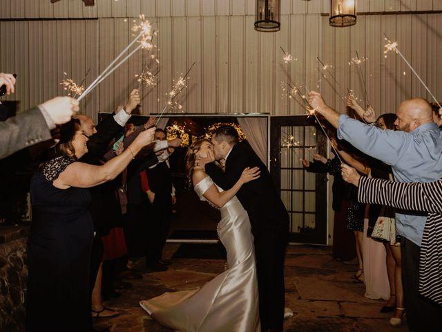 Devyn and Heather's Wedding in Cullman, Alabama 5