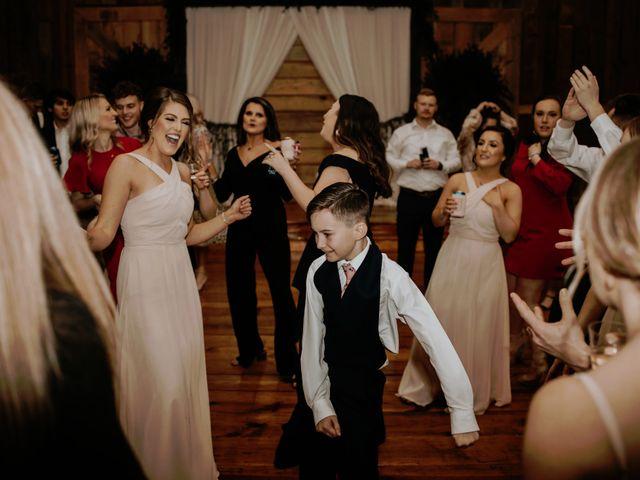 Devyn and Heather's Wedding in Cullman, Alabama 6