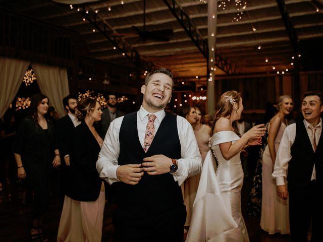 Devyn and Heather's Wedding in Cullman, Alabama 8