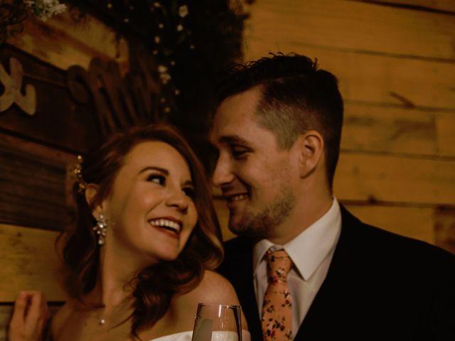 Devyn and Heather's Wedding in Cullman, Alabama 9