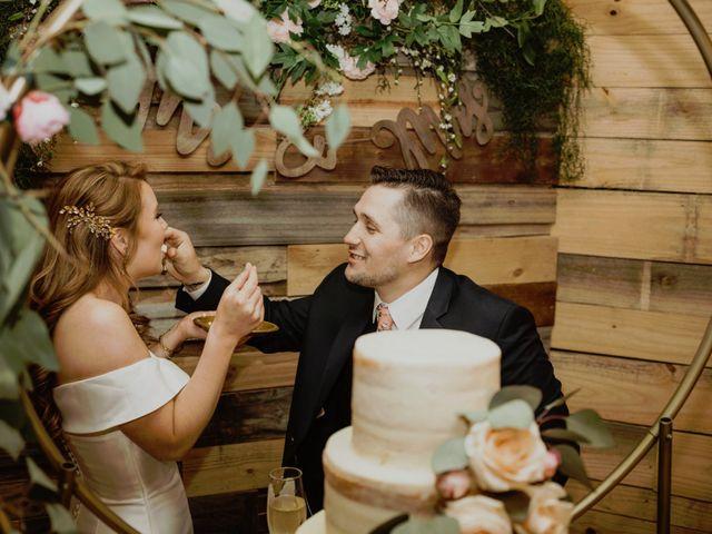Devyn and Heather's Wedding in Cullman, Alabama 10