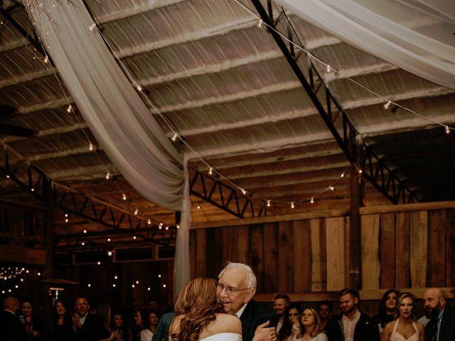 Devyn and Heather's Wedding in Cullman, Alabama 12