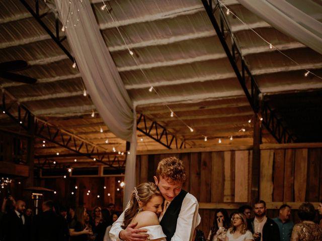 Devyn and Heather's Wedding in Cullman, Alabama 13