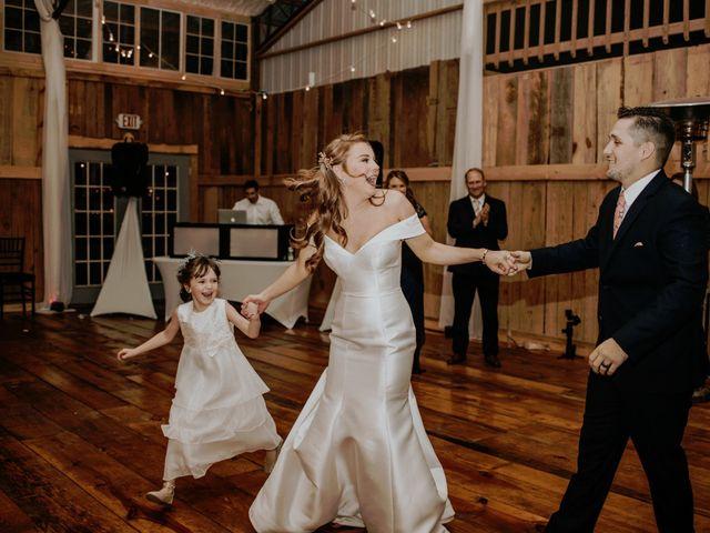 Devyn and Heather's Wedding in Cullman, Alabama 16