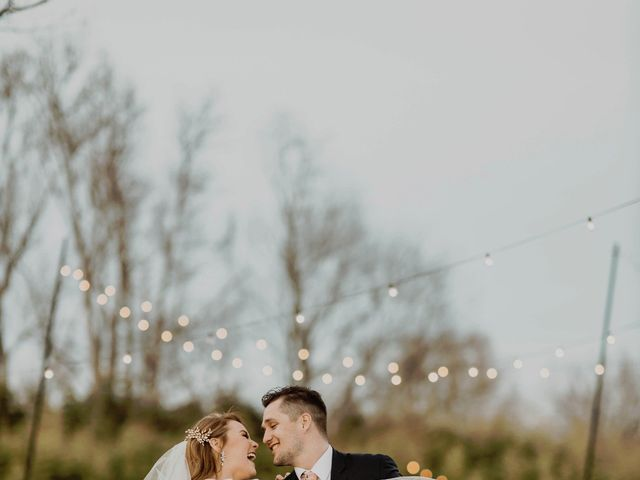Devyn and Heather's Wedding in Cullman, Alabama 19
