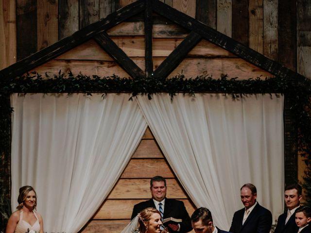 Devyn and Heather's Wedding in Cullman, Alabama 27
