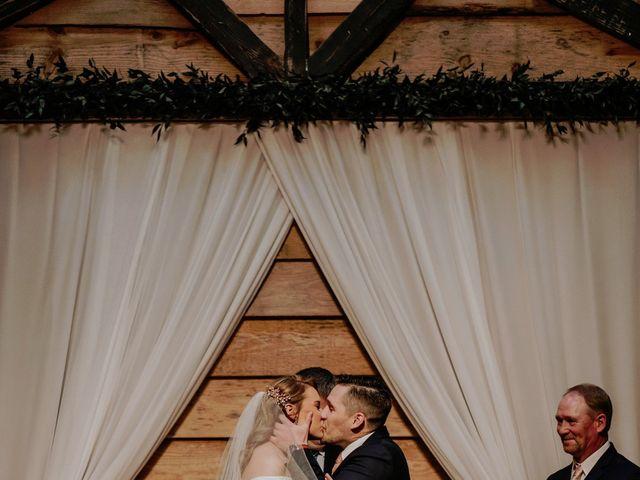 Devyn and Heather's Wedding in Cullman, Alabama 29