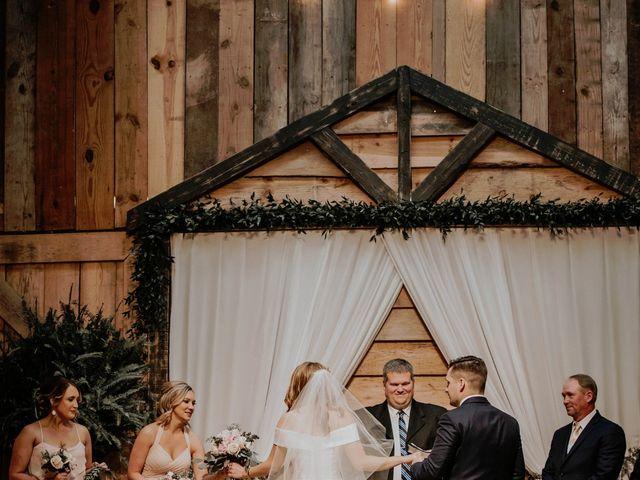 Devyn and Heather's Wedding in Cullman, Alabama 32
