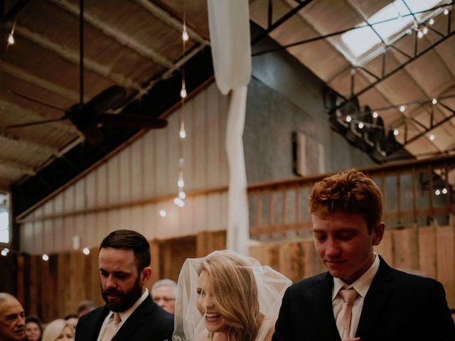Devyn and Heather's Wedding in Cullman, Alabama 33
