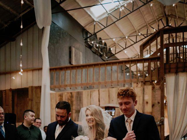 Devyn and Heather's Wedding in Cullman, Alabama 34