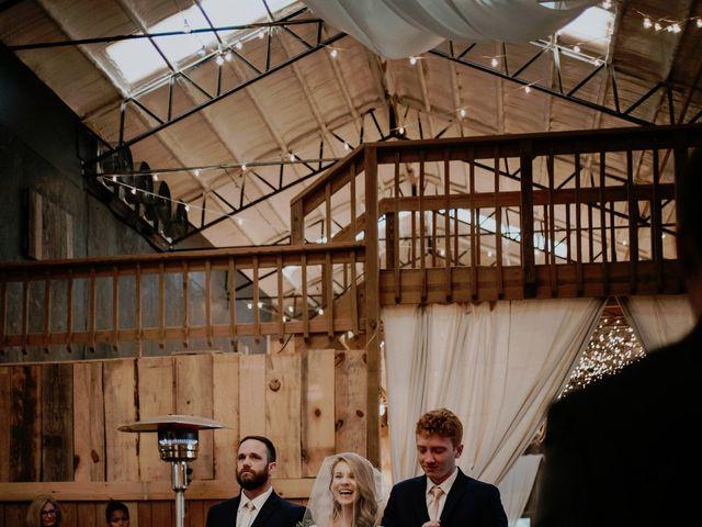Devyn and Heather's Wedding in Cullman, Alabama 36
