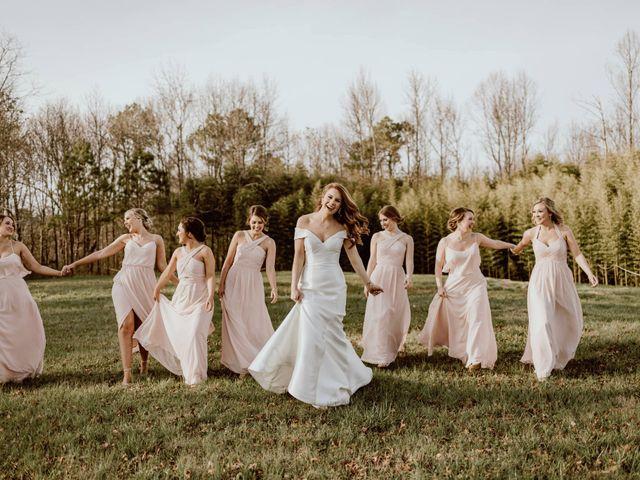 Devyn and Heather's Wedding in Cullman, Alabama 1