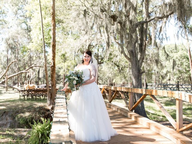 Karrie and Nathan's Wedding in Parrish, Florida 4