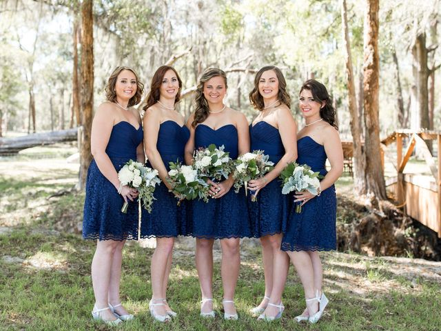 Karrie and Nathan's Wedding in Parrish, Florida 7