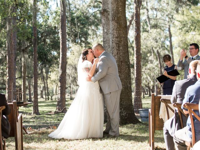 Karrie and Nathan's Wedding in Parrish, Florida 11