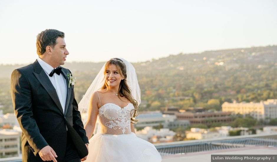Farhad and Beverly's Wedding in Los Angeles, California