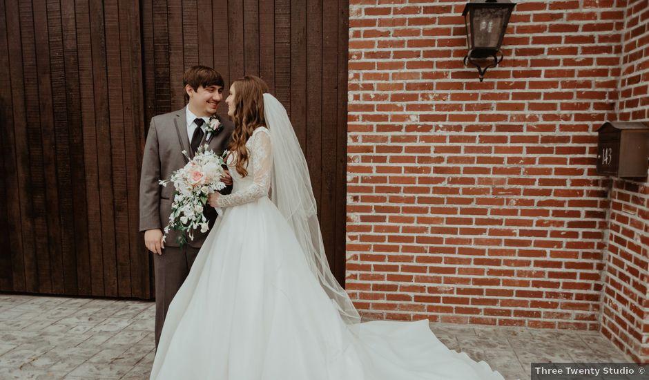 Collin and Kristen's Wedding in Ponchatoula, Louisiana