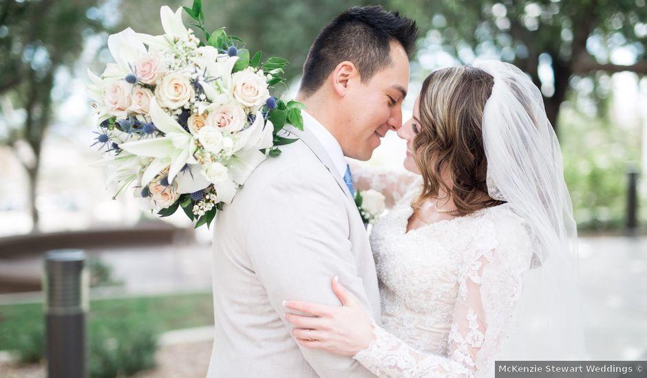Cesar and McKenzie's Wedding in Las Vegas, Nevada