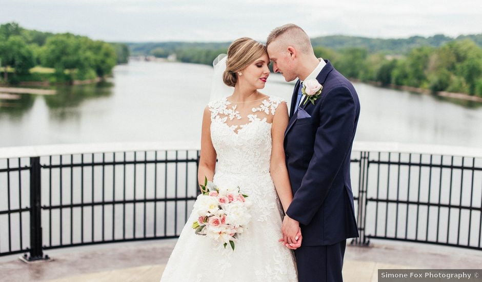 Jonathan and Danielle's Wedding in Albany, New York